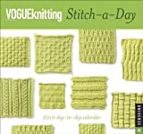 Vogue Knitting Stitch-a-Day