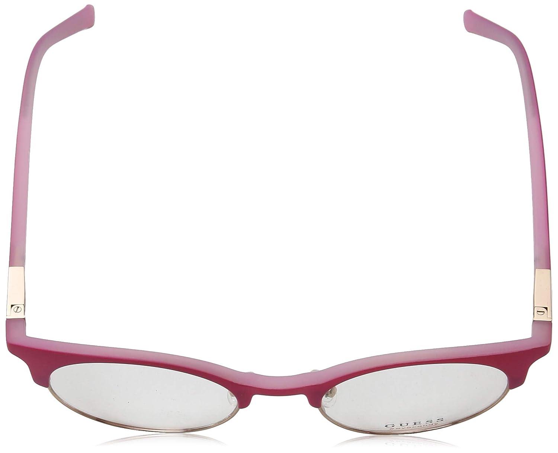 Eyeglasses Guess GU 3025 073 matte pink