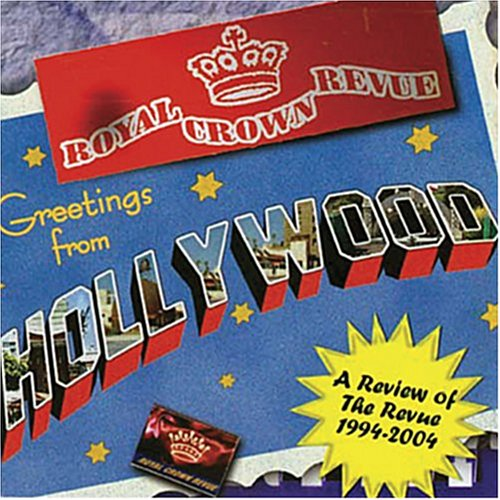 Greetings From Hollywood by Royal Crown Records / KUFALA Recordings