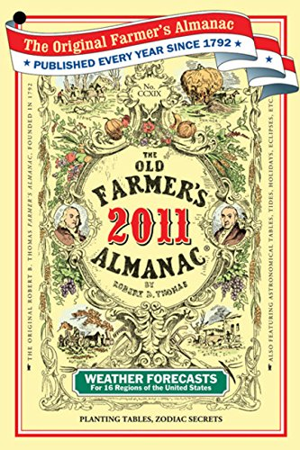 The Old Farmers Almanac 2011 Old Farmers Almanac