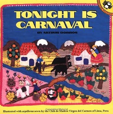 Tonight is Carnaval