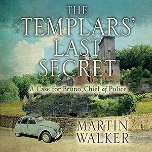 The Templars' Last Secret Hörbuch