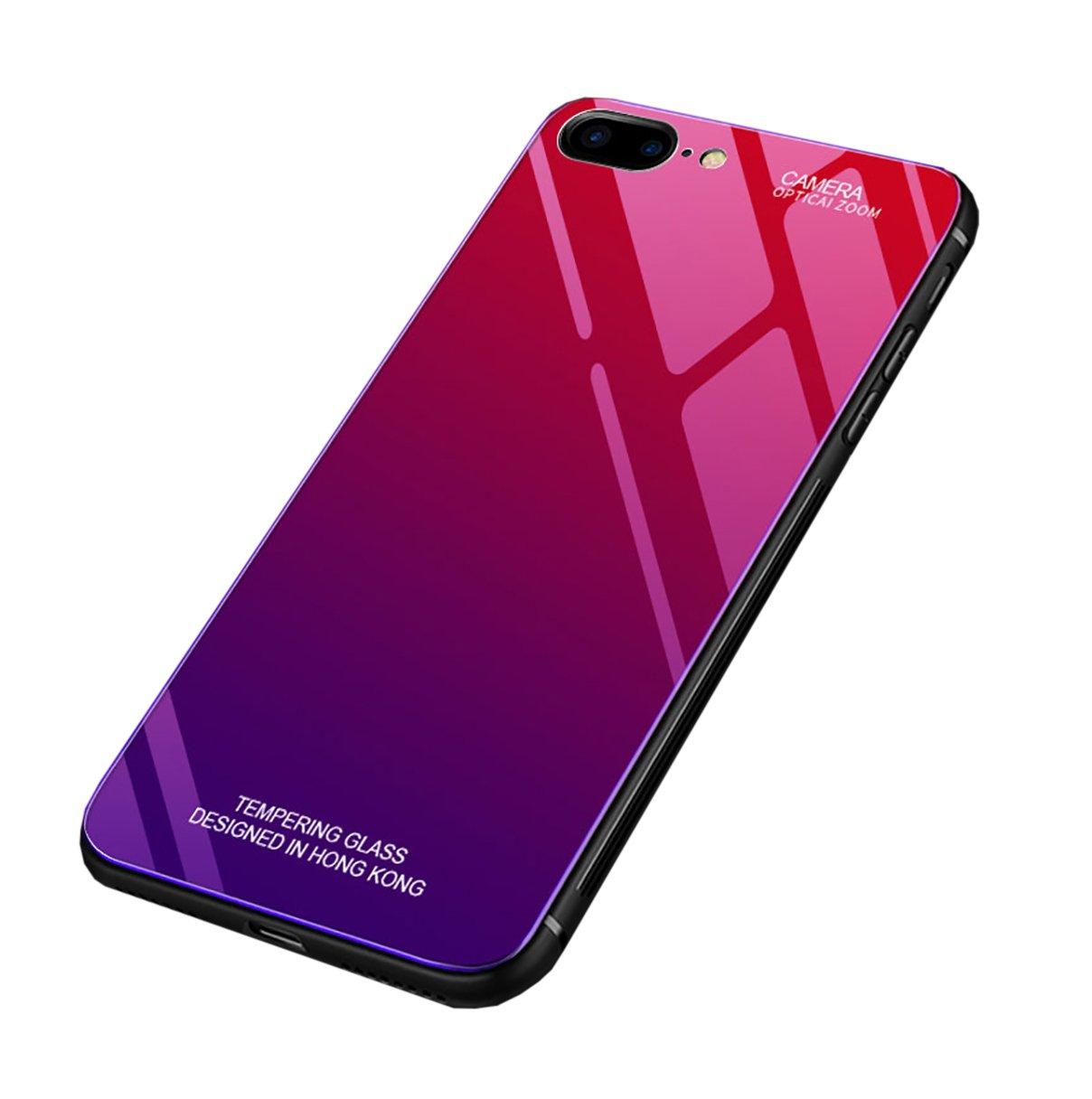 Amazon.com: seabaras iPhone 6 Funda de degradado de color ...