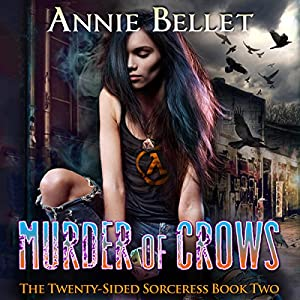 Murder of Crows Audiobook