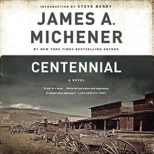 Centennial Hörbuch