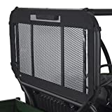 Classic Accessories 18-103-010401-00 Black QuadGear UTV Rear Window