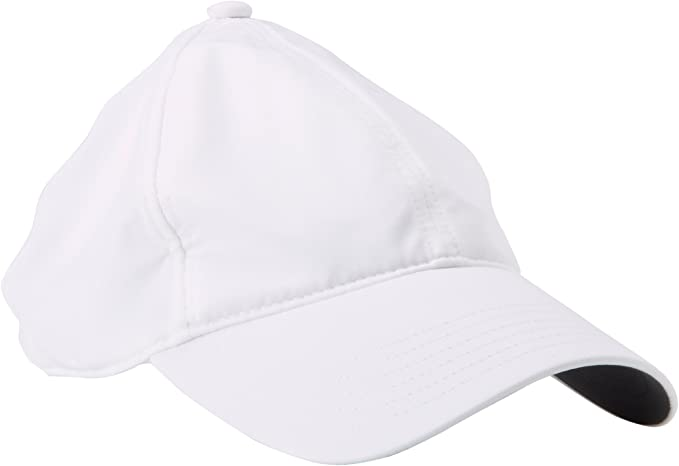 Columbia W Coolhead Ball Gorra, Mujer, Blanco, Talla única: Amazon ...