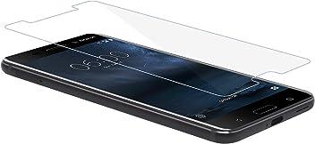 StilGut display protettivo in vetro temperato ultraresistente e invisibile per Nokia 6 2 pezzi