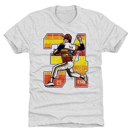 34c5786f8c0 500 LEVEL Nolan Ryan Triblend Shirt Small Tri Ash - Vintage Houston Baseball  Men s Apparel -