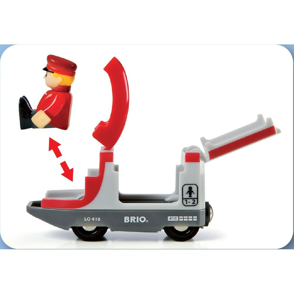 BRIO 33040 BRIO Bahn Großes Landschaftsset: Amazon.de: Spielzeug