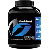 Muscle Feast Cappuccino Whey Protein Isolate - 5lbs