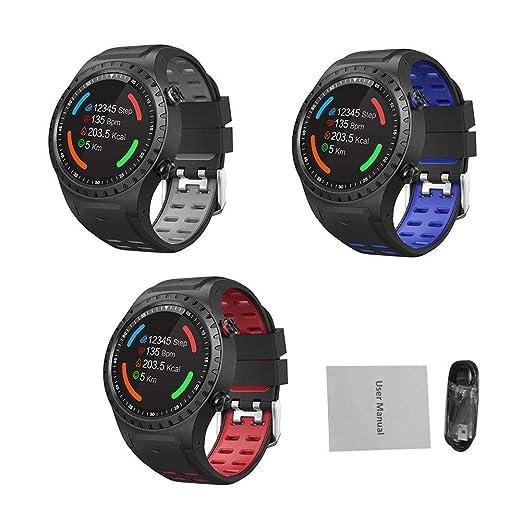 Bluetooth Smartwatch, SMA-M1 GPS Reloj deportivo Llamada ...