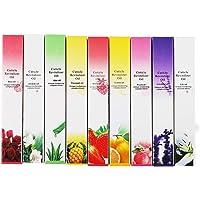 COSCELIA 9 Pcs Nail Art Cuticle Revitalizer Oil Pen Nail Care Treatment Manicure