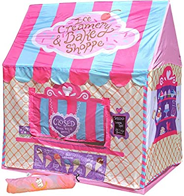 Ice Cream and Bake Shop Play Tent