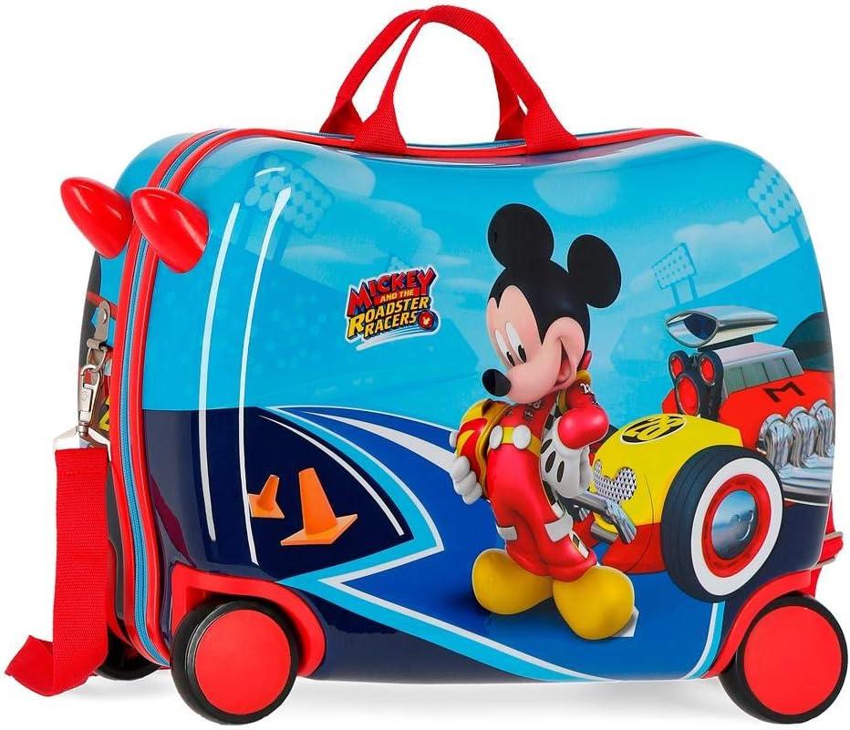 Maleta correpasillos Lets Roll Mickey