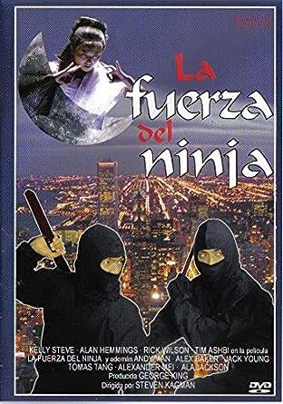 La Fuerza del Ninja [DVD]: Amazon.es: Kelly Steve, Alan ...