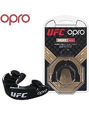 OPRO Protector bucal UFC niños para MMA, Boxeo, BJJ, Karate y Otros Deportes de Combate - 18 Meses de garantía Dental …