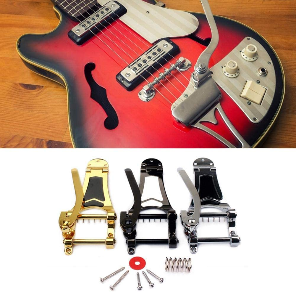 terynbat B7 Jazz Guitar Tremolo Vibrato Bridge Tailpiece para ...