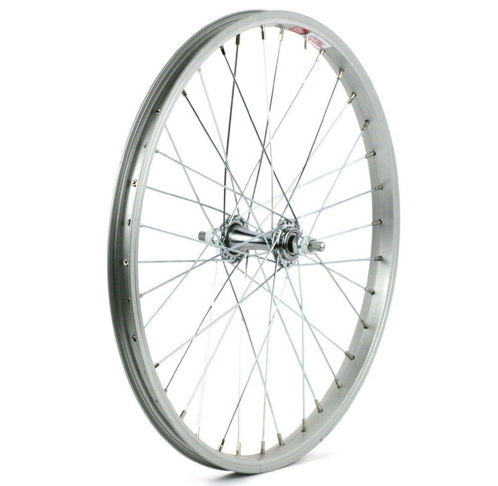 Sta-Tru Silver St1 36H Rim Front Wheel (20X1.5-Inch)