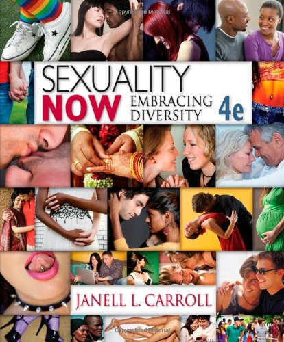Sexuality now embracing diversity 4th edition