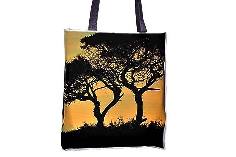 Chipre, cavo Greko, Parque Nacional, árboles Allover impresa ...
