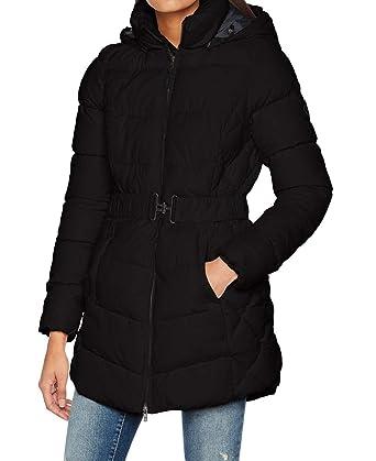 bd131ce0a821 Amazon.com  O Neill Womens Long Control Padded Jacket  Clothing