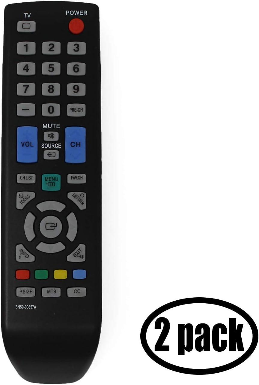 DEHA TV Remote Control for Samsung UE32F5070SS Television