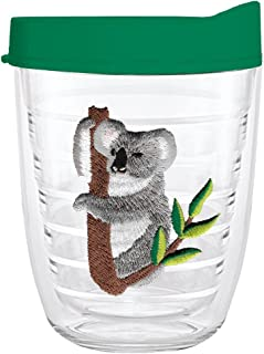 product image for Smile Drinkware USA-KOALA 12oz Tritan Insulated Tumbler With Lid and Straw