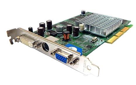 DELL - DELL/FX5200 128 MB TV-out DVI/VGA AGP tarjeta de ...