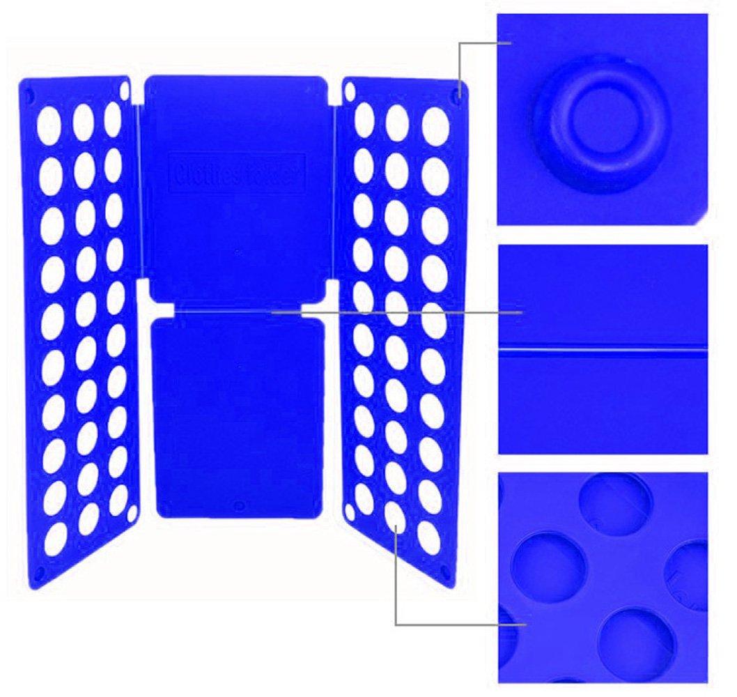 shun yi Convenient Folding Board Lazy Quick Thick Environmentally Friendly Folding Board(Blue) by shun yi