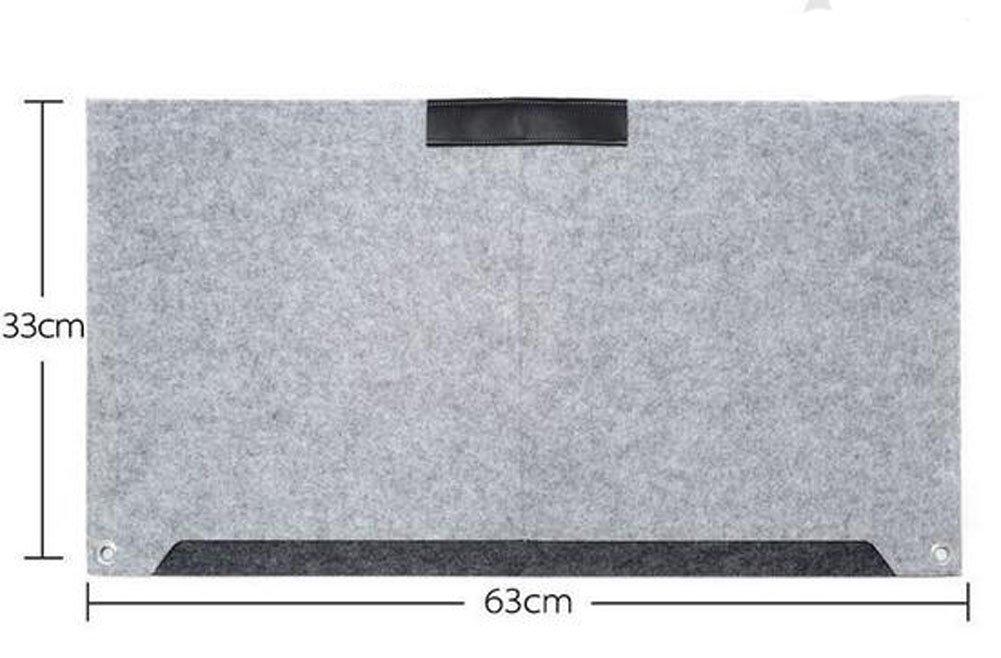 Multifunktionale Felt Schreibtisch Matte, SUNNIOR: Amazon.de: Computer U0026  Zubehör