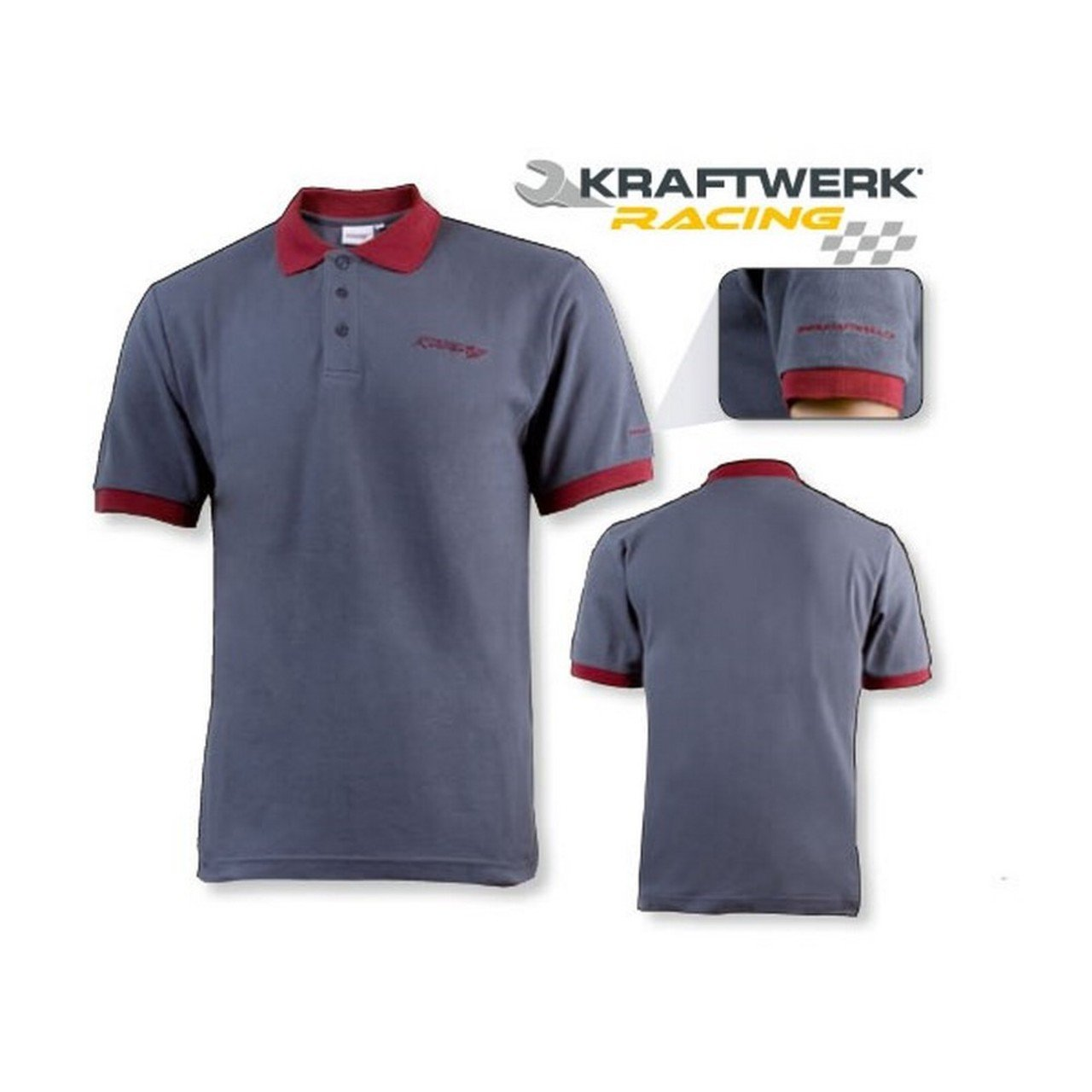 KRAFTWERK 90154XL - KRAFTWERK polo XL