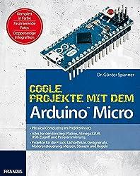 Coole Projekte mit dem Arduino Micro