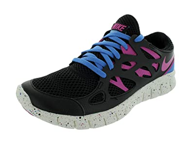 Nike Free Run 2 EXT Womens Running Shoes 536746008 Black 6 M US