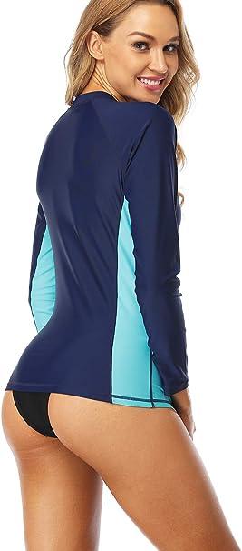 Free Amazon Promo Code 2020 for Rash Guard Women Long Sleeve Rash Guard Shirt