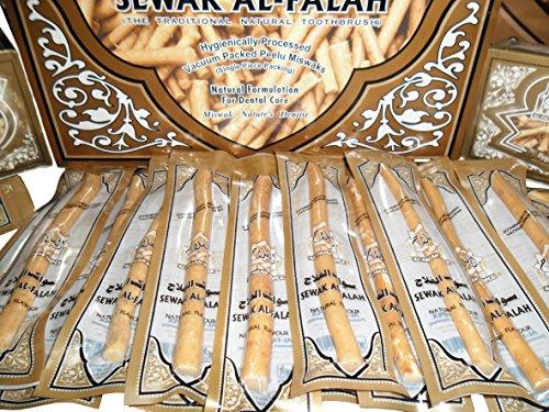 150-Natural-Herbal-Toothbrush-Vacuum-Sealed-Sewak-Siwak-Meswak-Arak-Peelu-Miswak