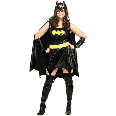 Amazon.com: Batgirl Plus Size Halloween or Theatre Costume: Clothing