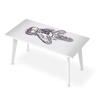 Tischmotiv Fur Tisch 160x80 Cm Design Tisch Folie Sticker