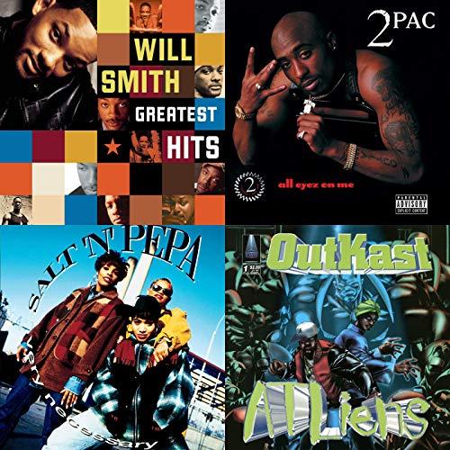 '90s Summer Hip-Hop (Best Hip Hop Of 1990s)