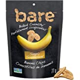 Bare Gluten-Free Simply Banana Chips, 77 g (Pack of 6)