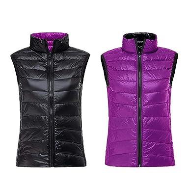 dedeac245 Amazon.com: Micca Bacain Winter Warm Vests Ultra Light Down Vest ...