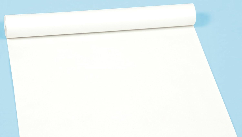 studio four - Rollo de Papel de Recambio para pizarras Infantiles (20 m x 35 cm), Color Blanco: Amazon.es: Juguetes y juegos
