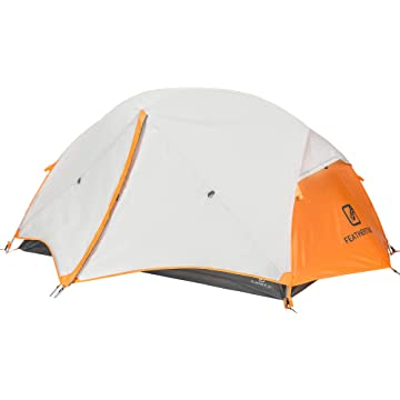 top best Featherstone Outdoor UL Granite Backpacking 2 Person Tent for Ultralight 3-Season Camping and Expeditions