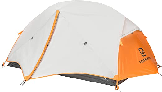 Featherstone 2 Person Backpacking Lightweight Tent for 3-Season