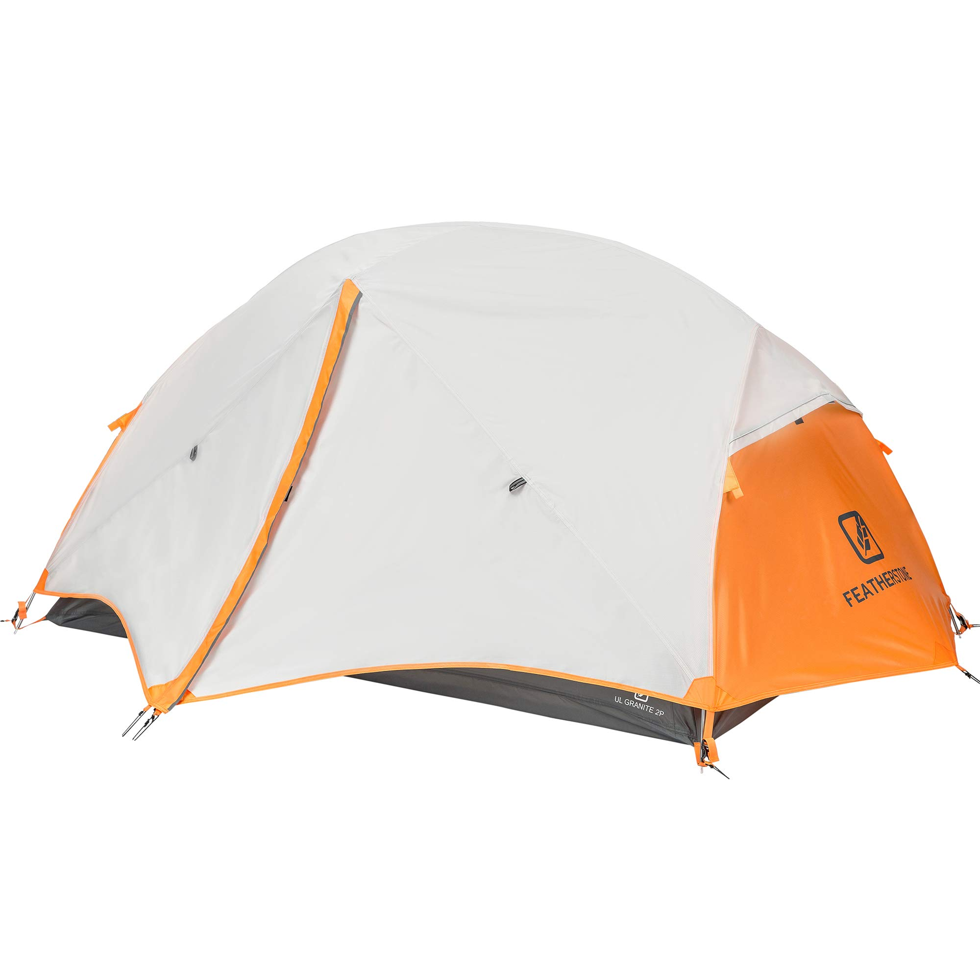 Featherstone Outdoor UL Granite Backpacking 2 Person Tent for Ultralight 3-Season Camping and Expeditions by Featherstone