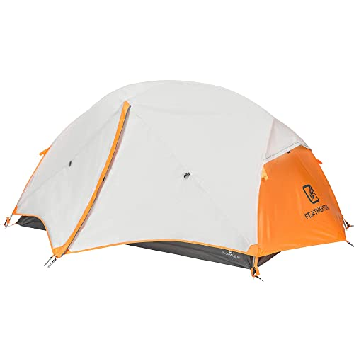 Featherstone Outdoor 2 Person Backpacking Tent Lightweight for Ultralight 3-Season Camping