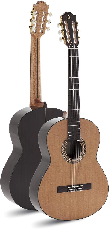 Admira A6 Artesania - Guitarra de concierto (incluye funda ...