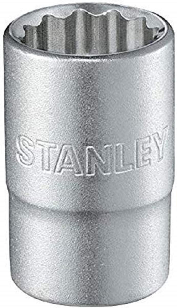 26 mm STANLEY 1-17-068 Llave de vaso 1//2 12 P 26mm
