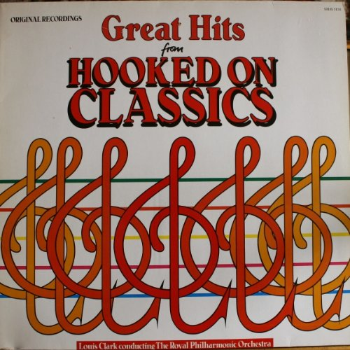 Great Hits From 'Hooked On Classics' - Royal Philharmonic Orchestra, The LP