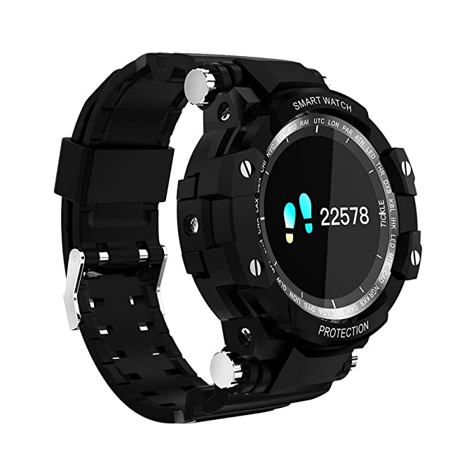 Amazon.com : Huangou GW68 Bluetooth Smart Watch Sports ...